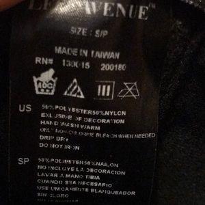 Leg Avenue Intimates & Sleepwear - Leg Avenue lingerie S